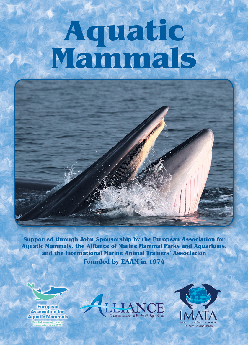 45.3 Aquatic Mammals Cover